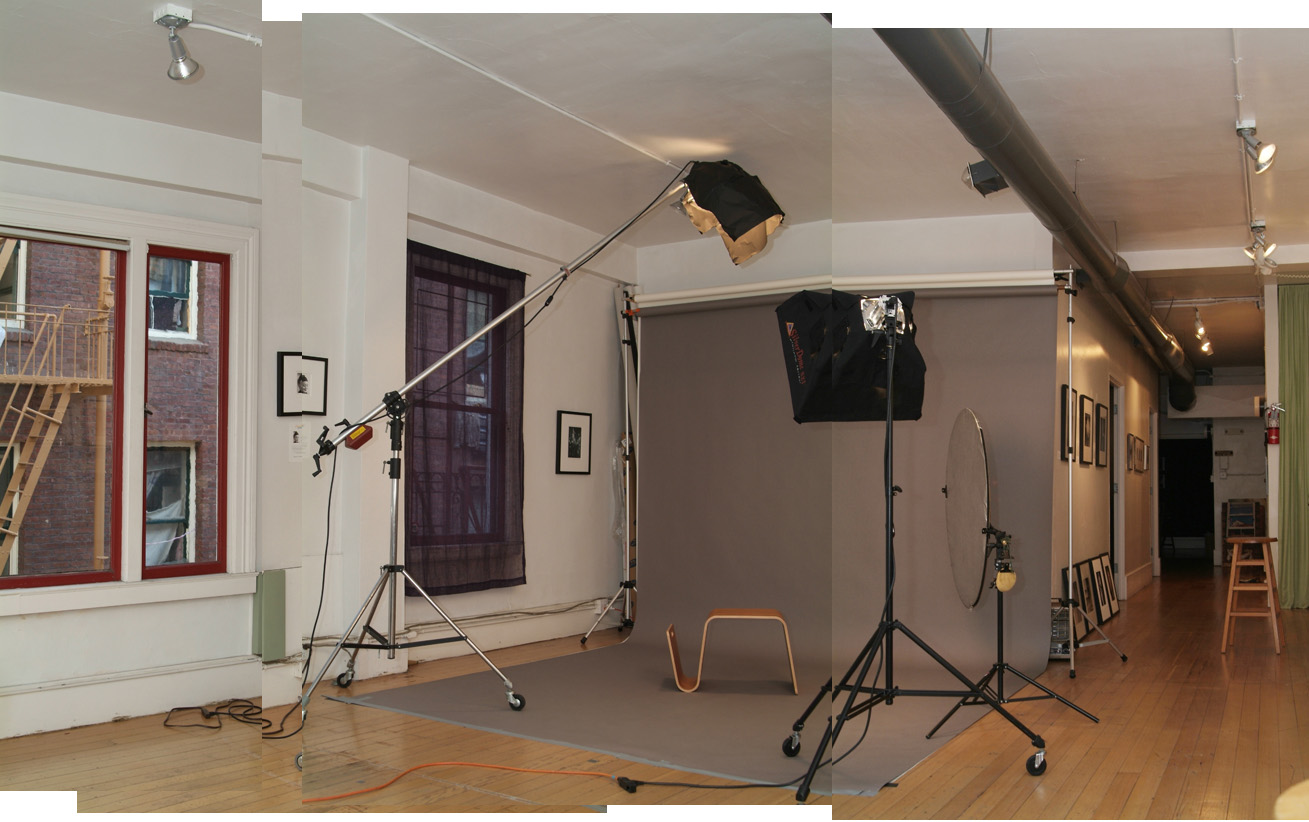 San Francisco portrait studio